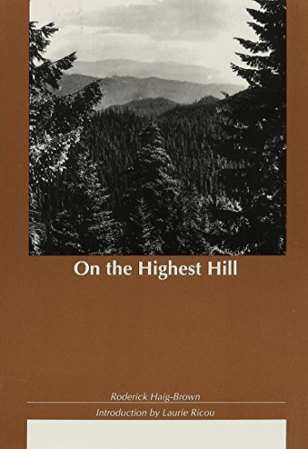 9780870715198: On the Highest Hill (Northwest Reprints)