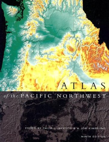 9780870715600: Atlas of the Pacific Northwest, 9th Ed