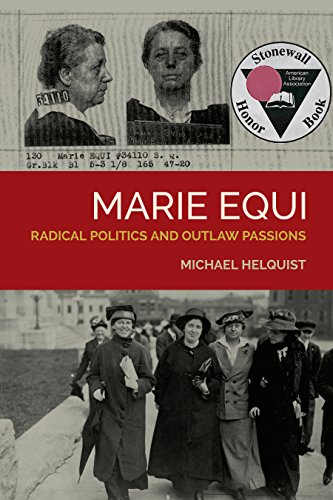 9780870715952: Marie Equi: Radical Politics and Outlaw Passions