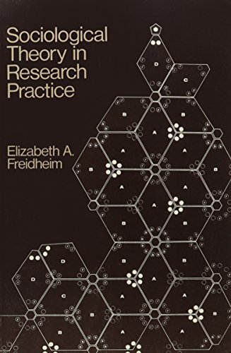 Sociological Theory in Research Practice: Freidheim Elizabeth A