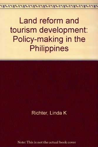 9780870734137: Land reform and tourism development: Policy-making in the Philippines