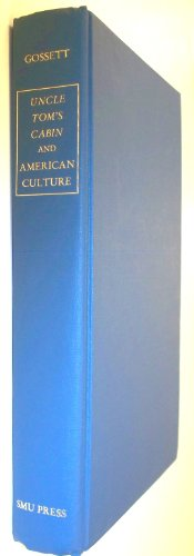 9780870741890: Uncle Tom's Cabin and American Culture