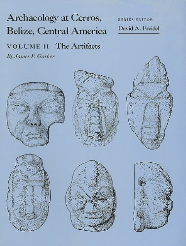 9780870742859: Archaeology at Cerros, Belize, Central America, Volume II: The Artifacts