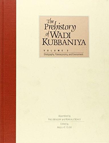 9780870742903: The Prehistory of Wadi Kubbaniya