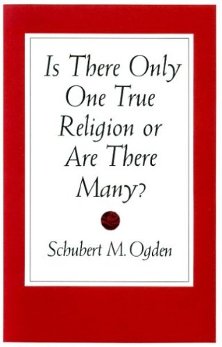 9780870743290: Is There Only One True Religion or Are There Many?