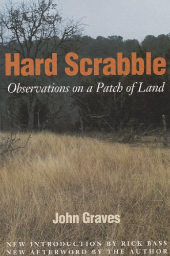 9780870744723: Hard Scrabble: Observations on a Patch of Land