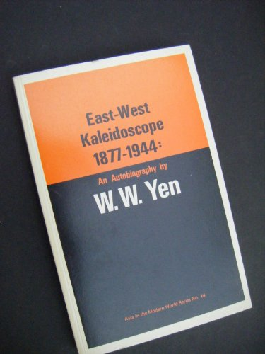 9780870750748: East-West kaleidoscope, 1877-1946: An autobiography
