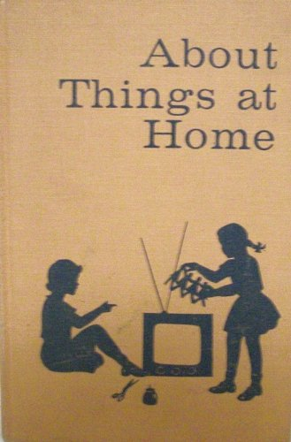 9780870760396: ABOUT THINGS AT HOME, Functional Basic Reading Series