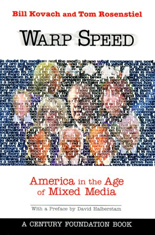 9780870784378: Warp Speed: America in the Age of Mixed Media