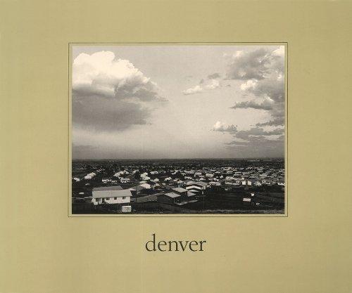 9780870811012: Denver: A photographic survey of the metropolitan area
