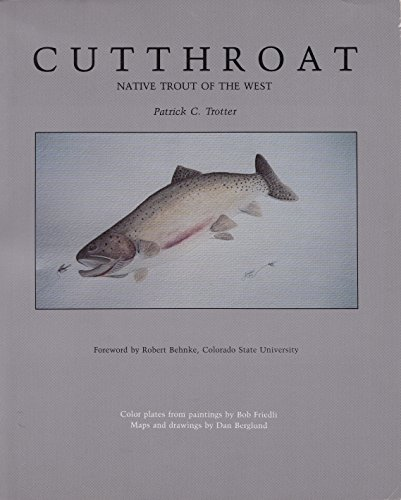 9780870811661: Cutthroat: Native Trout of the West