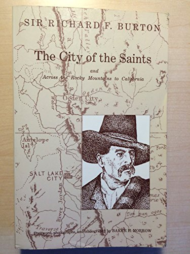 9780870811913: City of the Saints: And Across the Rocky Mountains to California