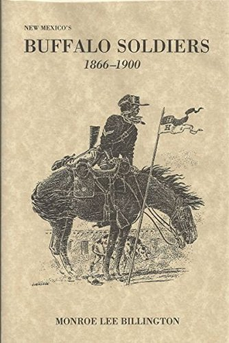 9780870812330: New Mexico's Buffalo Soldiers, 1866-1900