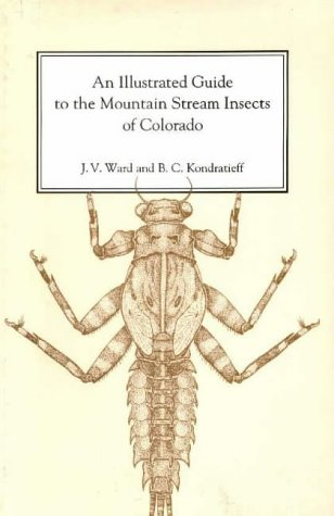 9780870812606: An Illustrated Guide to the Mountain Stream Insects of Colorado
