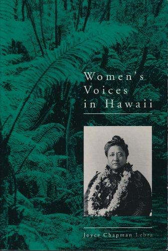 Women's Voices in Hawaii: Joyce Lebra-Chapman