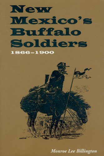 9780870813467: New Mexico's Buffalo Soldiers: 1866-1900