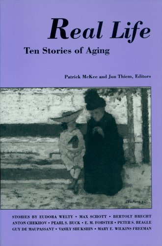 9780870813559: Real Life: Ten Stories of Aging
