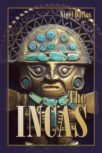 The Incas: Davies, Nigel