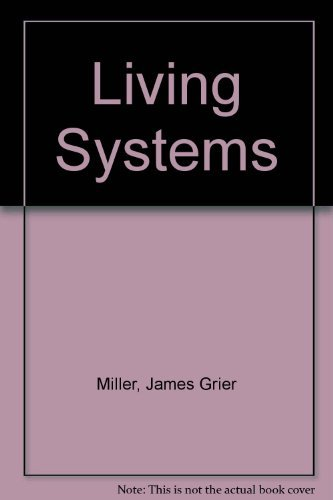 9780870813634: Living Systems