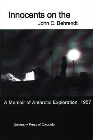 INNOCENTS ON THE ICE: Behrendt, John C.