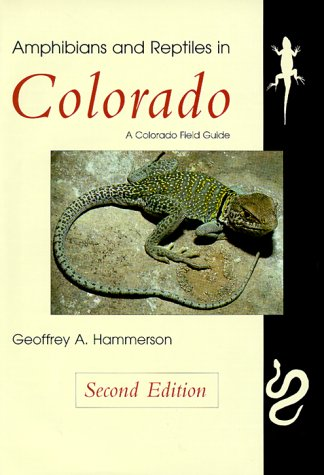9780870815218: Amphibians and Reptiles in Colorado
