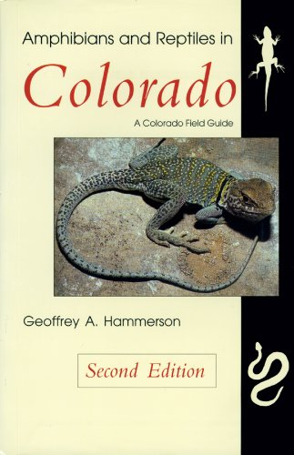 9780870815348: Amphibians and Reptiles in Colorado, Revised Edition