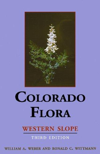 9780870815539: Colorado Flora: Western Slope