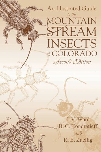 9780870816536: An Illustrated Guide to the Mountain Streams Insects of Colorado, Second Edition
