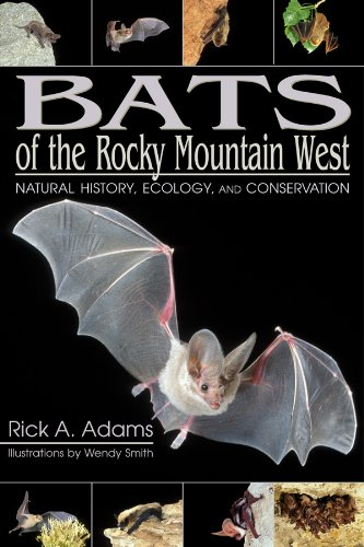 9780870817366: Bats of the Rocky Mountain West: Natural History, Ecology, and Conservation