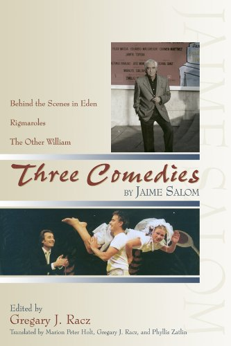 9780870817816: Three Comedies: Behind The Scenes In Eden/Rigmaroles/And The Other William