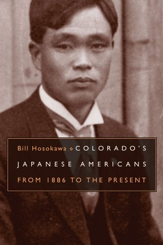 9780870818103: colorado's Japanese Americans: From 1886 to the Present