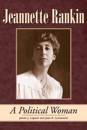 9780870818127: Jeannette Rankin: A Political Woman