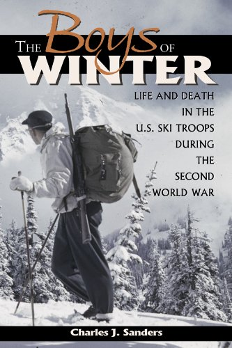 9780870818233: The Boys of Winter: Life and Death in the U.S. Ski Troops During the Second World War