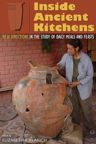9780870819421: Inside Ancient Kitchens: New Directions in the Study of Daily Meals and Feasts