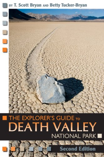 9780870819629: The Explorer's Guide to Death Valley National Park, Second Edition
