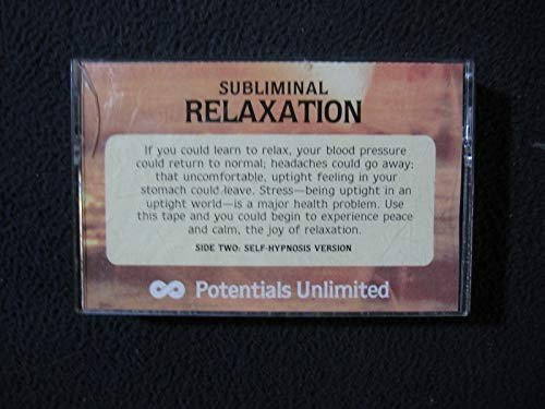 9780870822100: SUBLIMINAL RELAXATION (BY BARRIE KONICOV) (NOT A CD!) (AUDIOTAPE CASSETTE) POTENTIALS UNLIMITED