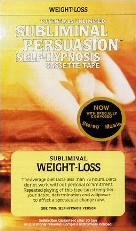 Weight Loss: A Subliminal Persuasion Self Hypnosis: Konicov, Barrie L