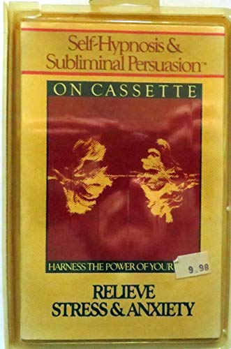 9780870826719: Relieve Stress and Anxiety/Audio Cassette