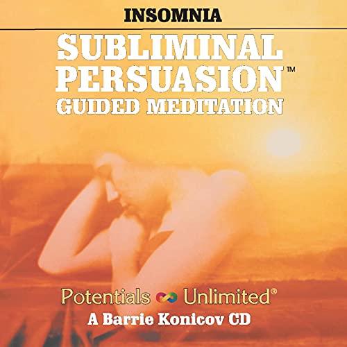 9780870829697: Insomnia: A Subliminal/Self-Hypnosis Program