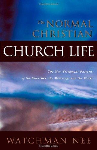 9780870830273: The Normal Christian Church Life