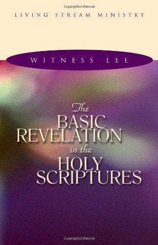 9780870831058: The Basic Revelation in the Holy Scriptures