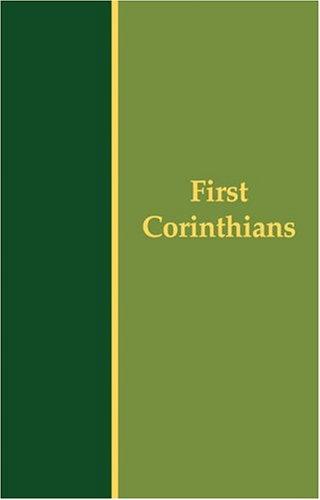 Life-Study of 1 Corinthians (part of Romans-Hebrews 9 volume set): Lee, Witness