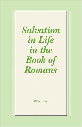 9780870835261: Salvation in Life in the Book of Romans