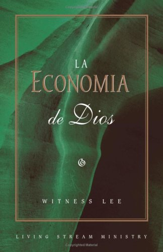 9780870835360: La Economia de Dios = Economy of God