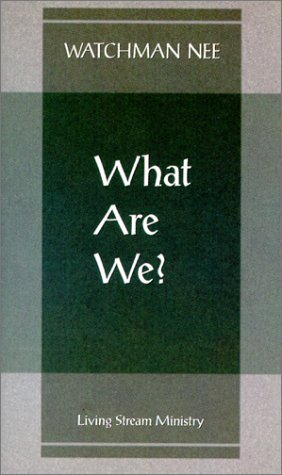9780870836008: What Are We?