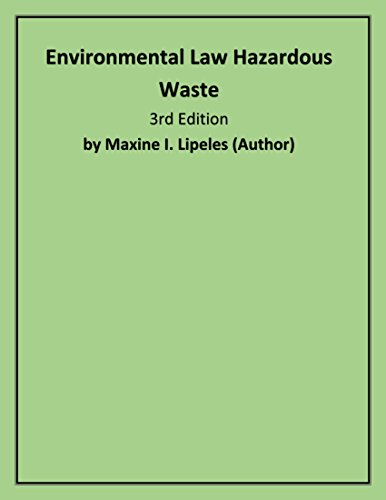 9780870840548: Environmental Law Hazardous Waste