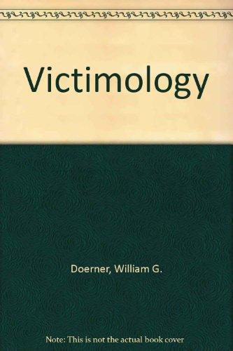9780870842009: Victimology