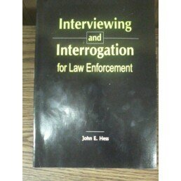 9780870843488: Interviewing and Interrogation for Law Enforcement