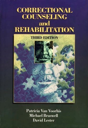 9780870843778: Correctional Counseling and Rehabilitation