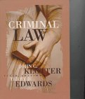 9780870845277: Criminal Law (Justice Administration Legal Series)